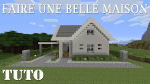 minecraft ment faire une belle maison ps4