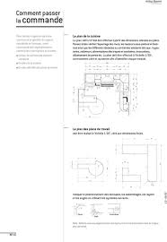 Dimensions Plan De Travail Cuisine Interesting Img With Dimensions