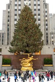 Rockefeller Center Christmas Tree Lighting is tonight