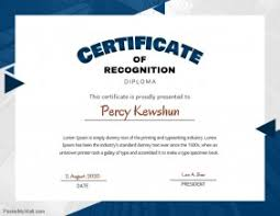 Certification Template 300 Customizable Design Templates For Certificate Postermywall