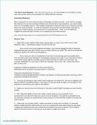 Write A Resume Cover Letter Career Center Usc Mla Format