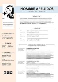 Modelo De Curriculum Vitae En Word Curriculum Funcional Para Descargar En Word Cv Gratis