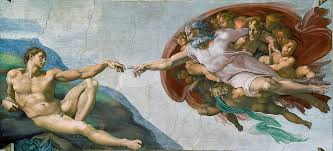 most famous works of art the creation of adam by michelangelo