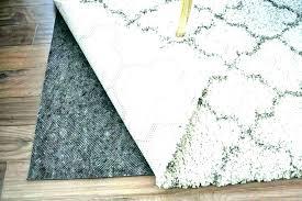 stop rug pad ikea outstanding best for hardwood floors pertaining to pads wood floor rug pad