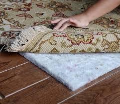 do i need a rug pad for hardwood floors