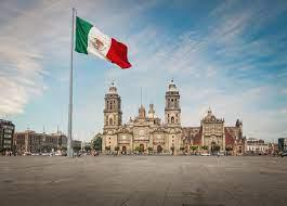 Weer in Mexico in december 2021 ...