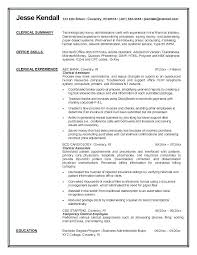 Resume For Clerical Job Best of Resume Office Work Sample Resume For Office Job Clerical Work Resume