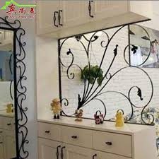 wrought iron bathroom shelf. Alluring Wrought Iron Bathroom Shelf With Ou High Partition Wall Indoor And Outdoor Fashion R