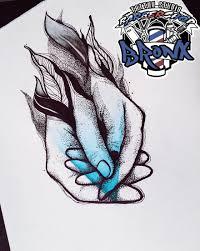 сделать татуировку руки 8x6 см в городе санкт петербург по эскизу