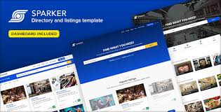 Template For Directory Sparker Directory And Listings Template By Ansonika Themeforest