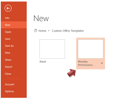 Powerpoint Custom Templates How To Create Custom Powerpoint Template For All Your Business