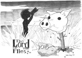 lord of the flies themes and symbols lord of the flies the symbols  com ss lord of the flies s5s6 lord of the flies