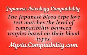 Zodiac Compatibility Chart Love Calculator Japanese Astrology Compatibility Mystic Compatibility