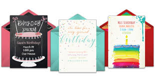 Welcome to the coolest selection of free printable birthday invitations, coloring pages, decorations and loads of original printable designs. Free Birthday Invitations Online Invites Punchbowl