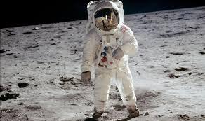 """50 anni fa il primo sbarco sulla luna, Parmitano: """"Difficile ..."""