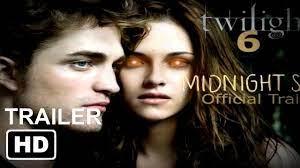 The Twilight 6 Saga Midnight Sun ...