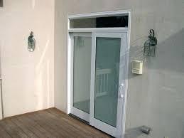 Anderson Patio Doors Medium Size Of Sliding Glass Doors With Built