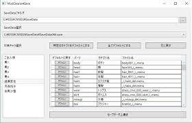 カスタム オーダー メイド 3d2 セーブ データ