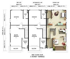 Types nd floor house planTwo story house plans at coolhouseplans