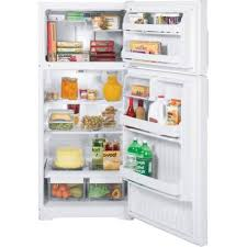 refrigerator 15 cu ft. hotpoint 15\u0027 cu ft, top mount, refrigerator / freezer, hps15bth 15 ft i
