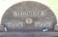 Joyce Myrtle Sharp Tegtmeier (1936-1986) - Find A Grave Memorial