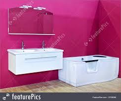 modern funky pink bathroom. simple pink modern funky pink bathroom bathroom interior  architecture stock photo flmb with modern funky pink bathroom o