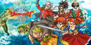 Dragon Quest Viii Journey Of The Cursed King Nintendo 3ds
