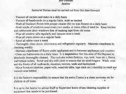 Janitor Resume Sample Custodian Resume No Experience Dadajius 57