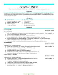 Special Customer Service Professional Resume Functional Summary