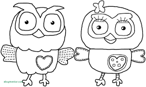 Eastern Screech Owl Coloring Page Free Printable Pages Owls 8 New Of