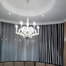 paper led chandelier pendant light dp045