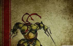 raphael age mutant ninja turtles wallpaper 2560x1600 px free