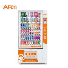 Apple Product Vending Machine Amazing China Afen Elevator Fruit Salad Sandwich Apple Vegetables Vending