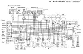 diagram yamaha wiring diagram printable yamaha 650 wiring diagram