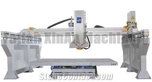 countertop 45 degree cutting machine best fine cutting machine chinese hot multi blade stone block cutting machine bridge saw machine
