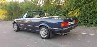 Bmw 325i Cabriolet E30 1988 Catawiki