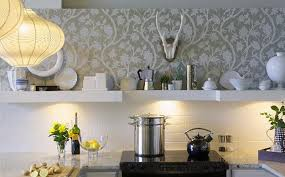 Modern Wallpaper For Small Kitchens, Beautiful Kitchen Design And Decor  Ideas Amazing Pictures