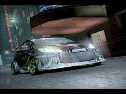 Nfs Carbon Car Mod Ford Fiesta Ken Block 2011 Youtube