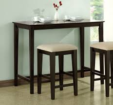 Narrow Tables For Kitchen Long Narrow Bar Table With Stools Related Projects High Top