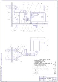 Курсовая работа Конструкторская разработка воздушно решетной  Курсовая работа Конструкторская разработка воздушно решетной машины для сортировки очистки зерна К