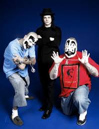The producers behind the anime. Insane Clown Posse With Jack White And Jeff The Brotherhood Leck Mich Im Arsch Singles Reviews Soundblab