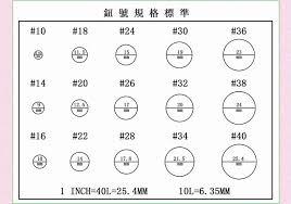 Button Size Chart Button Size Chart Jasonkellyphoto Co