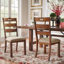 Swindon Rustic Oak Classic Dining Chair (Set of 2) by iNSPIRE Q Classic -  Free Shipping Today - Overstock.com - 14294719
