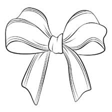 Small Picture Bows Coloring Pages AZ Coloring Pages Hair Bow Coloring Page In