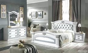 Italian Bedroom Sets Furniture Modern White Bedroom Set Italian ...