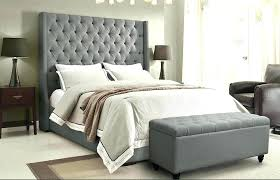 extra tall headboard beds. Perfect Extra Tall Upholstered Bed Great Headboard Beds Grey  Velvet Extra  Inside Extra Tall Headboard Beds