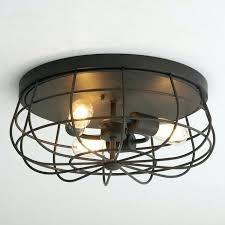 flush mount caged ceiling fan. Exellent Mount Caged Ceiling Fan The Fantastic Modern Design For  Enclosed With   To Flush Mount Caged Ceiling Fan C