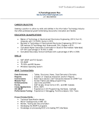 SAP ABAP Fresher Resume. SAP TechnicalConsultant K.Ramalingeswara Rao  Sai.kundhurthi237@gmail.com +91- ...