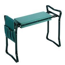beautiful garden kneeler minimalist folding stainless steel garden stool cushion seat gardening portable tool garden kneeler beautiful garden kneeler