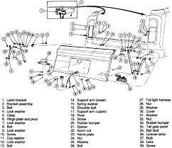 Repair guides exterior tailgate description fig repair guides wiring diagrams